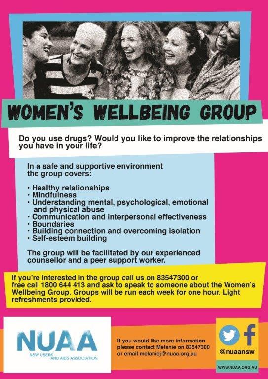Women's wellbeing group poster.jpg