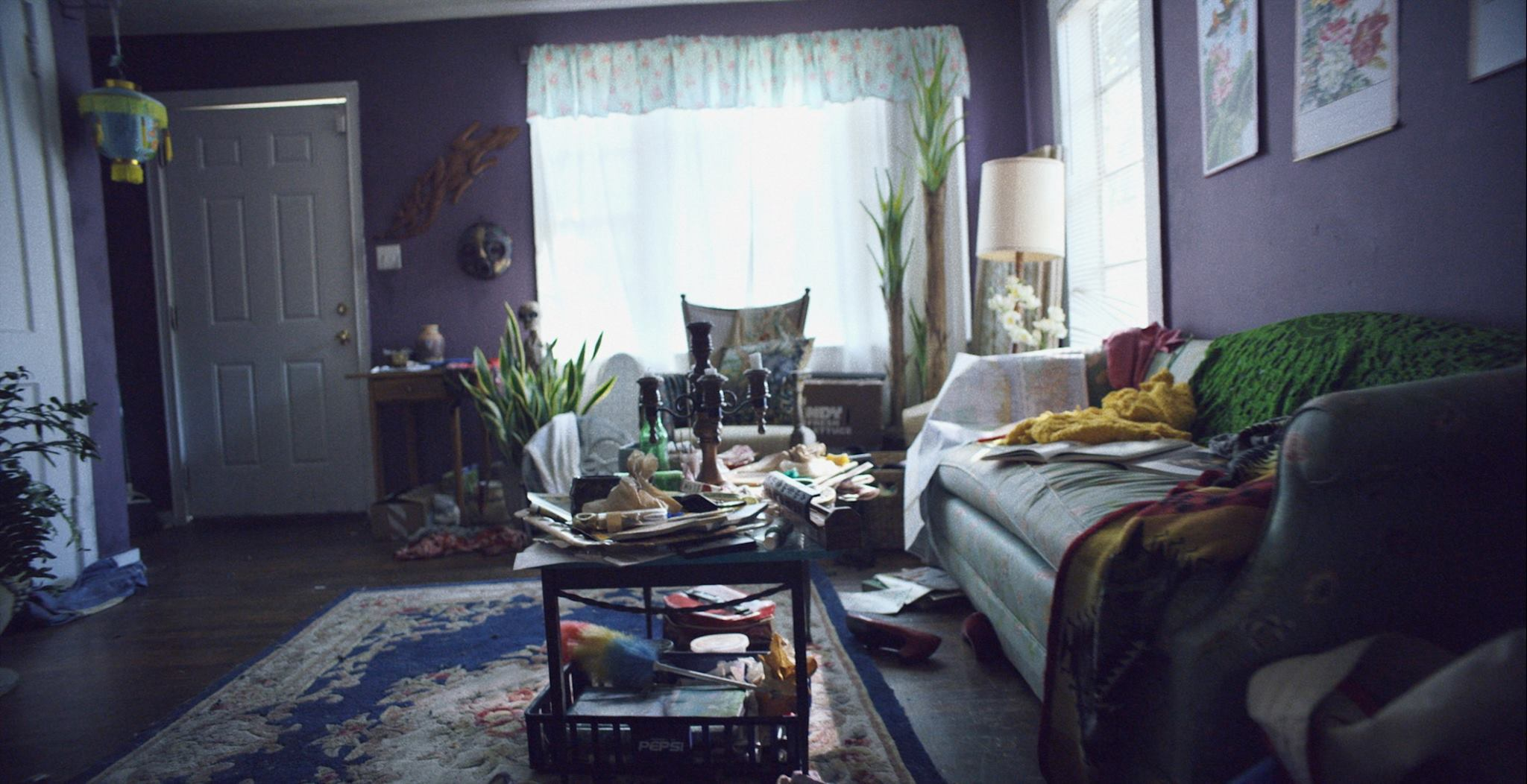 Magdalena's living room - Rosie, Oh