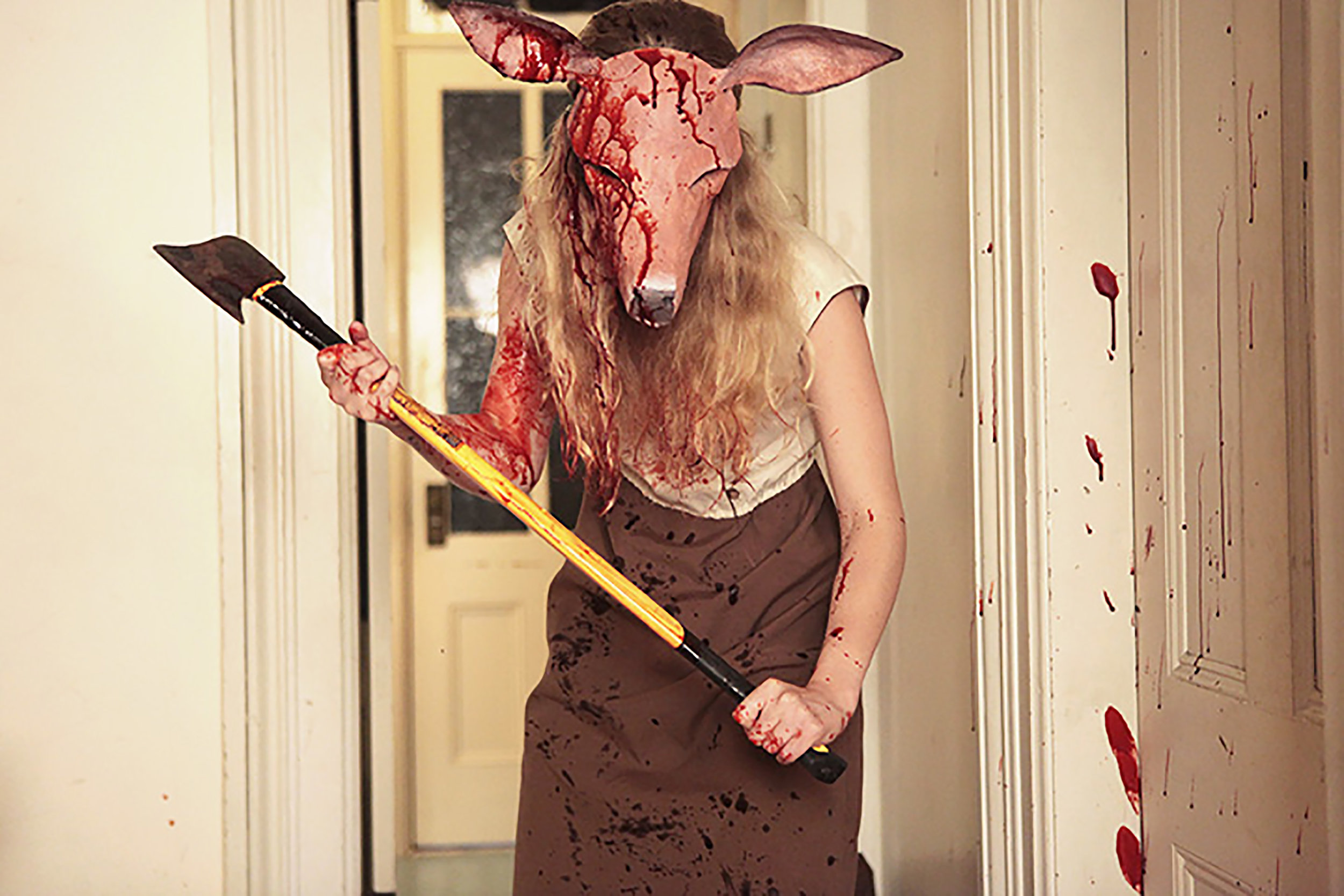 Ms. Deer strikes back - Party Animals  (2015)