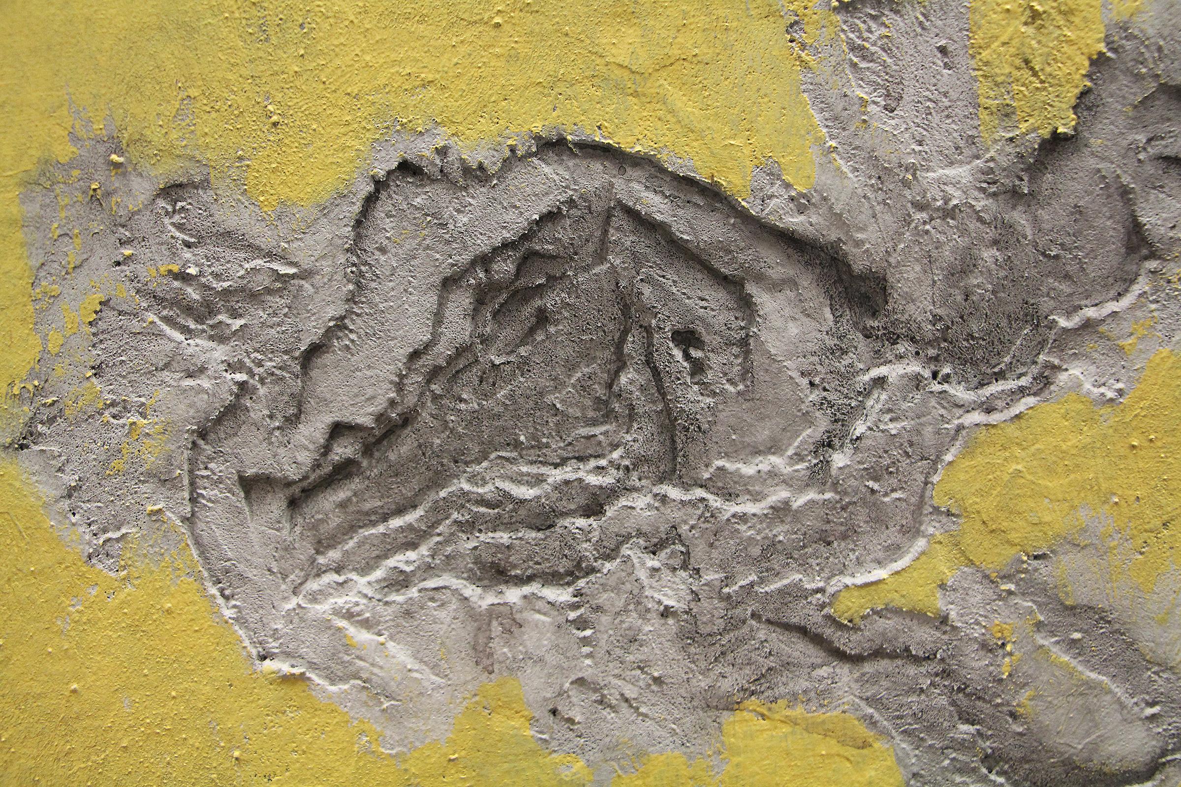 Set Wall Concrete Texture