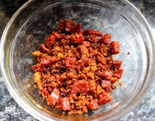 Chorizo Crumbs