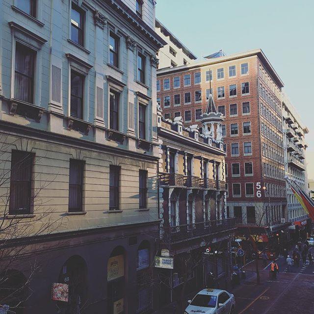 Shortmarket Street, Cape Town.