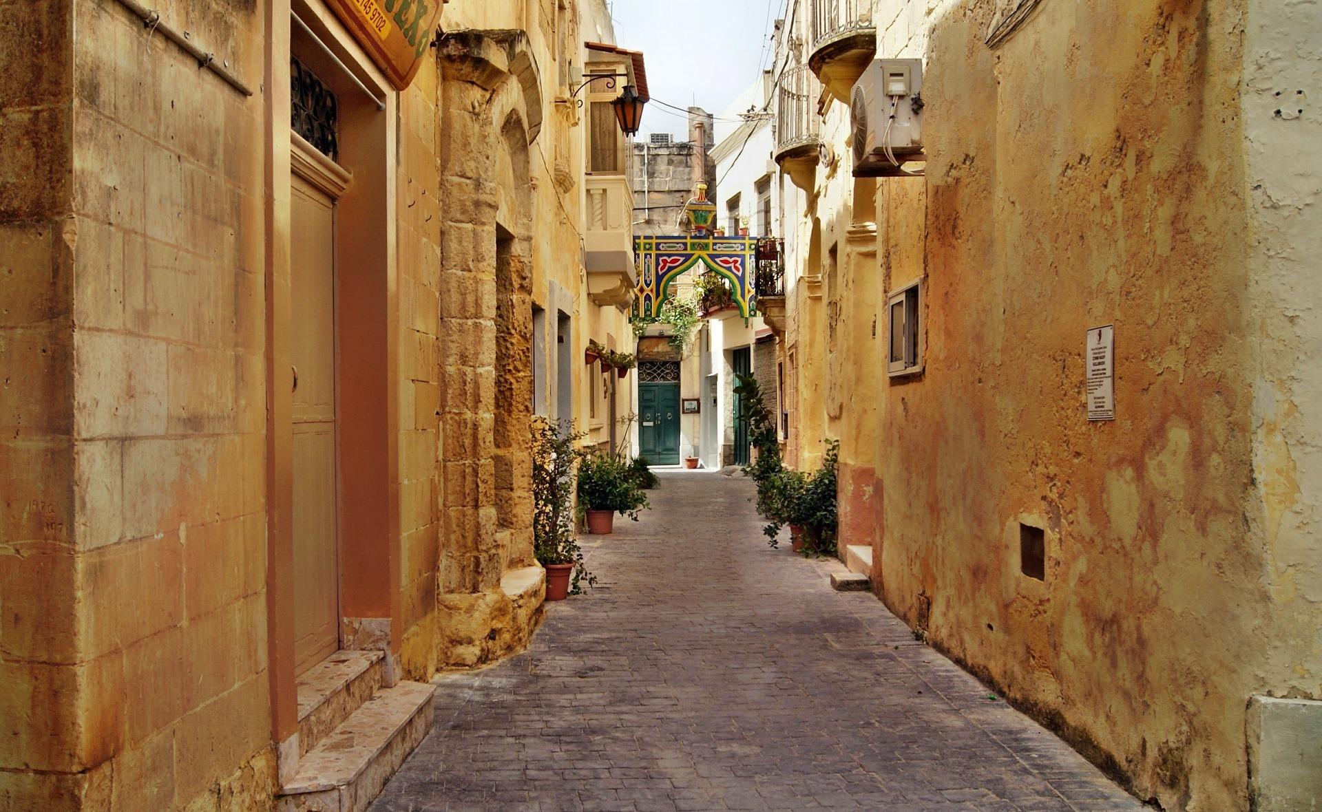 Malta eu residency