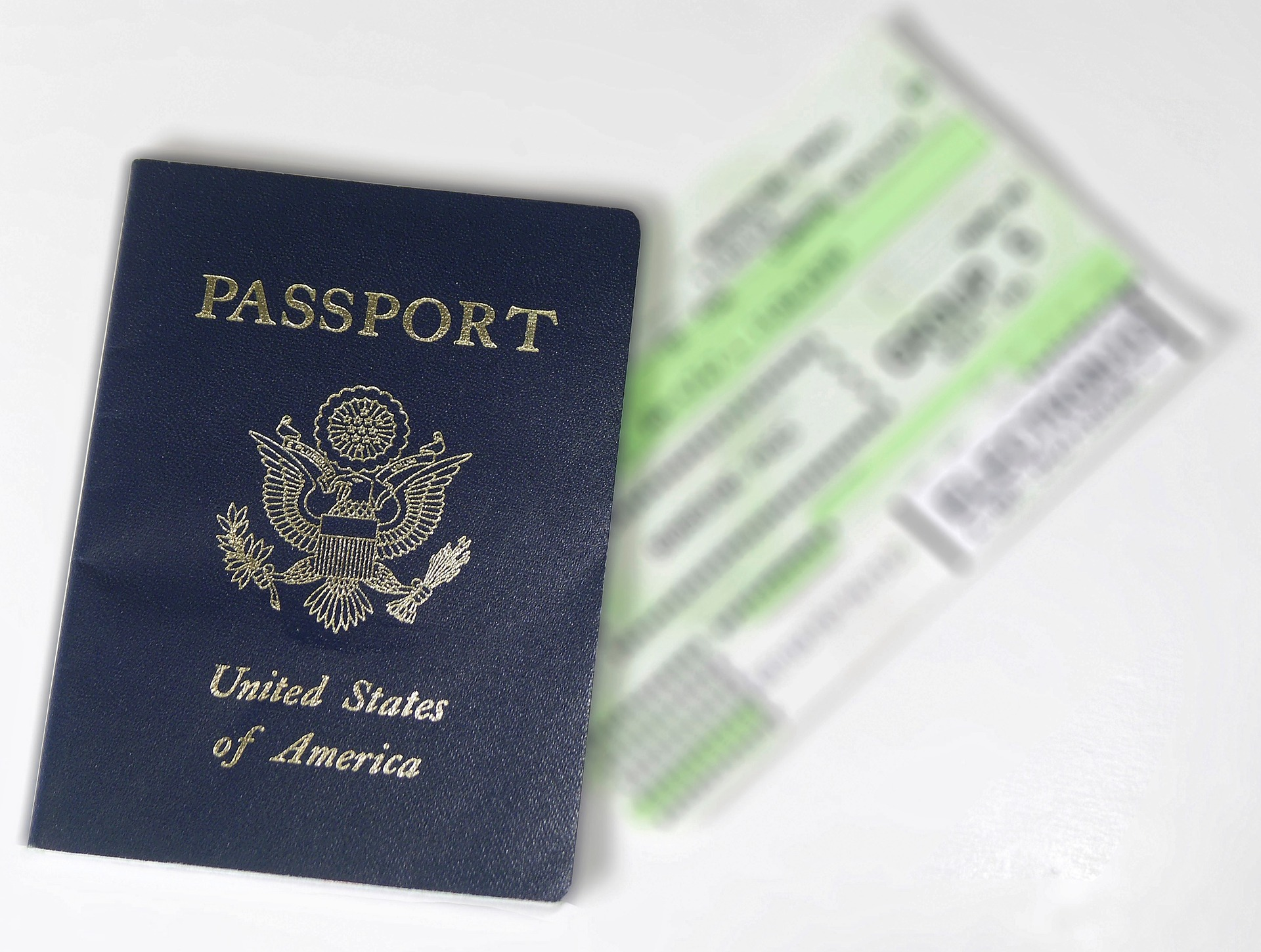 USA passport eb 5 program