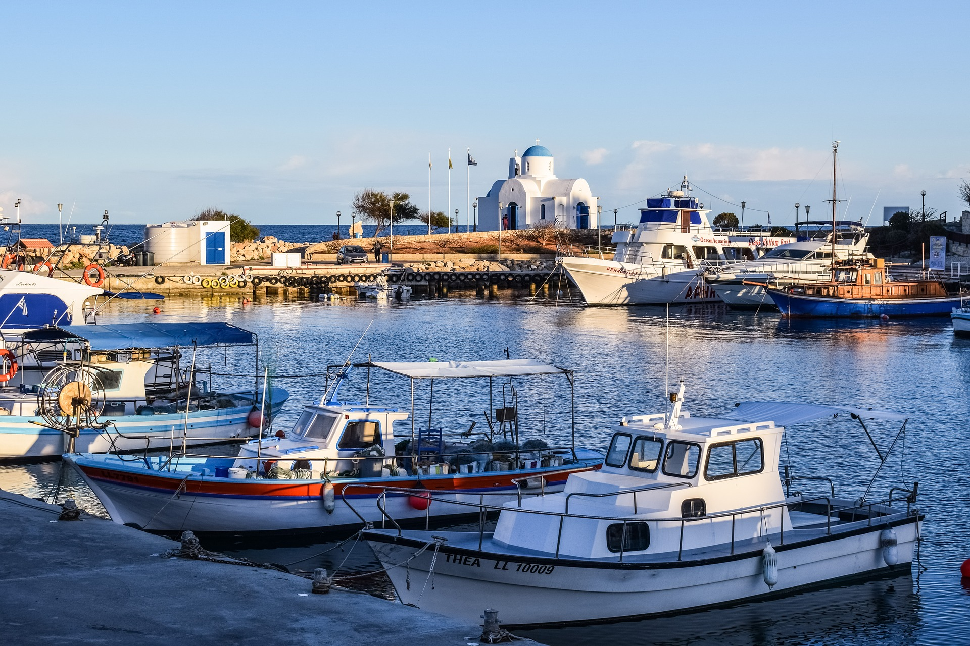 Cyprus Residency program