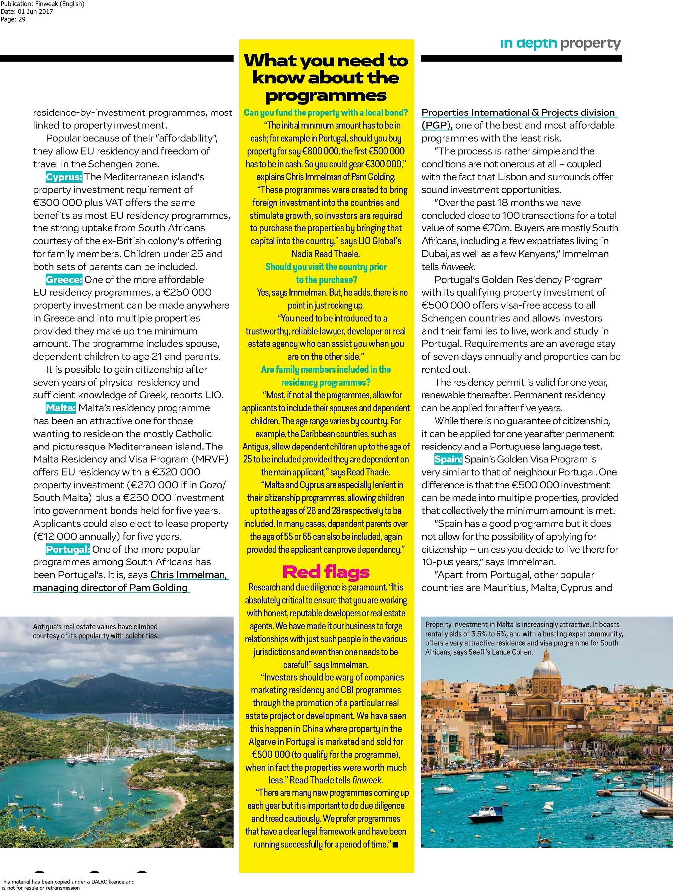 Finweek English LIO Global - pg 1 of 3 - Offshore property and visas incl. Malta - May 2017 (2).jpg