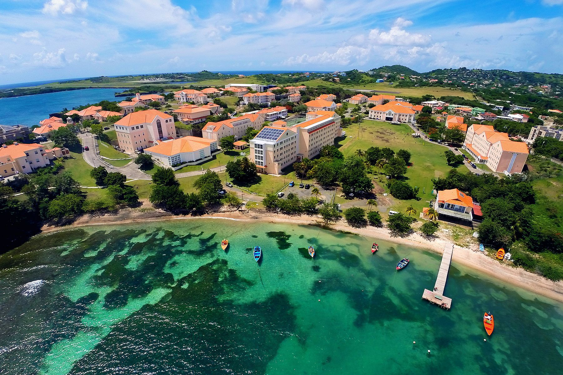 St Georges university grenada, citizenship by investment LIO Global