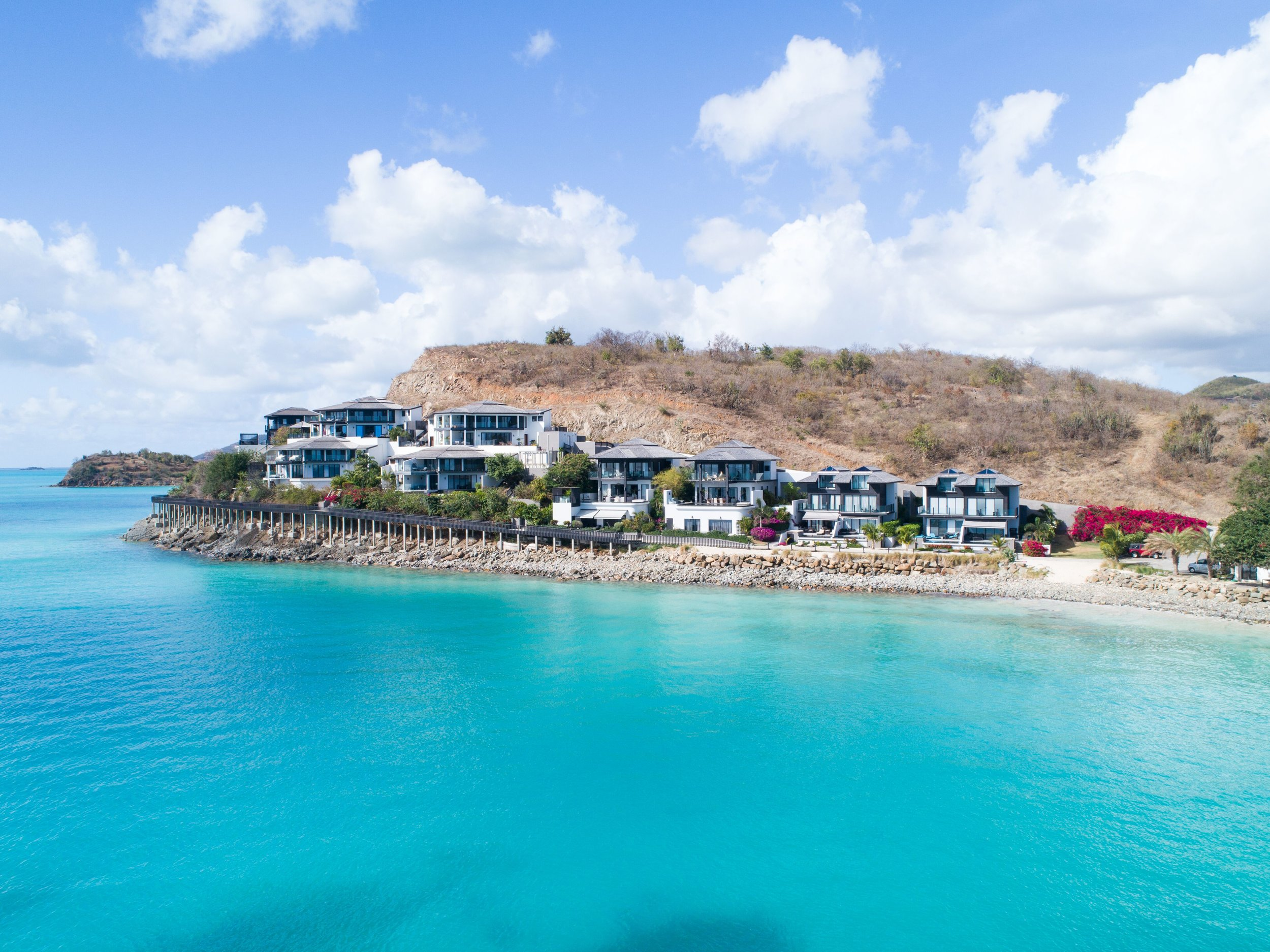 Tamarind Hills, Antigua