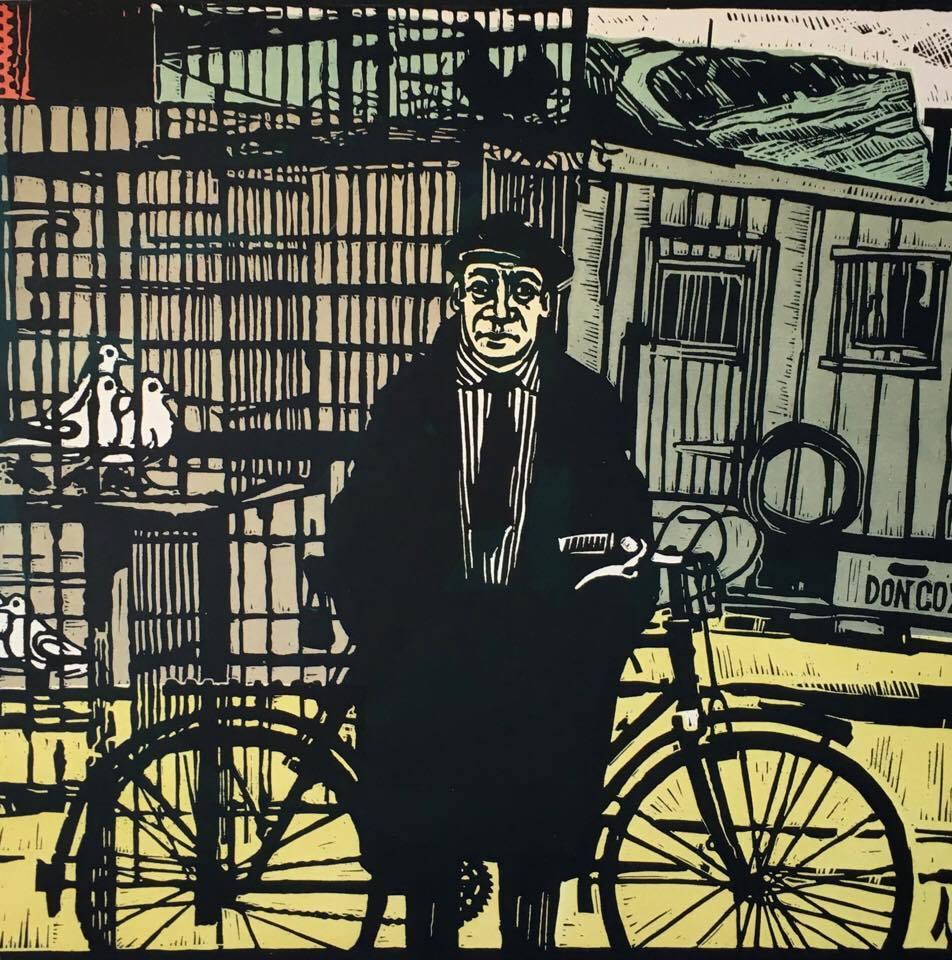 Ian Burke - Sixties Birdman
