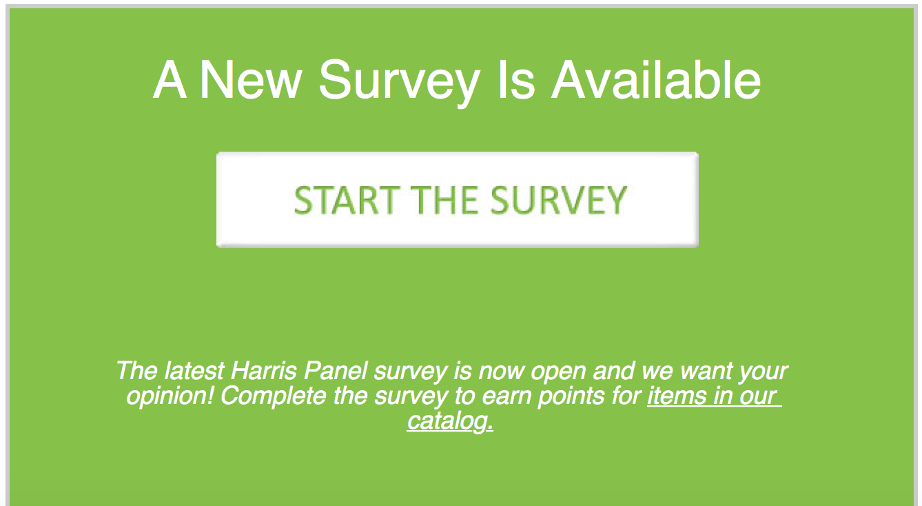 How to Make Money with Online Surveys - whatthegirlssay.com - Harris Polls - Earn money with surveys.