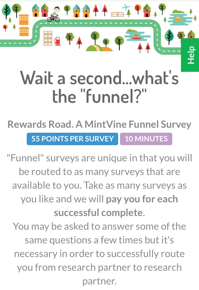 Mint Vine - Make Money with Online Surveys- whatthegirlssay.com