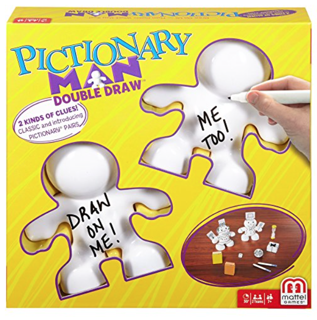 Pictionary Man Game