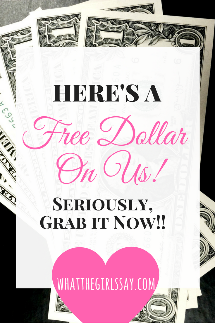 Free money from the girls at whatthegirlssay.com - How to get free money - freeeats.com