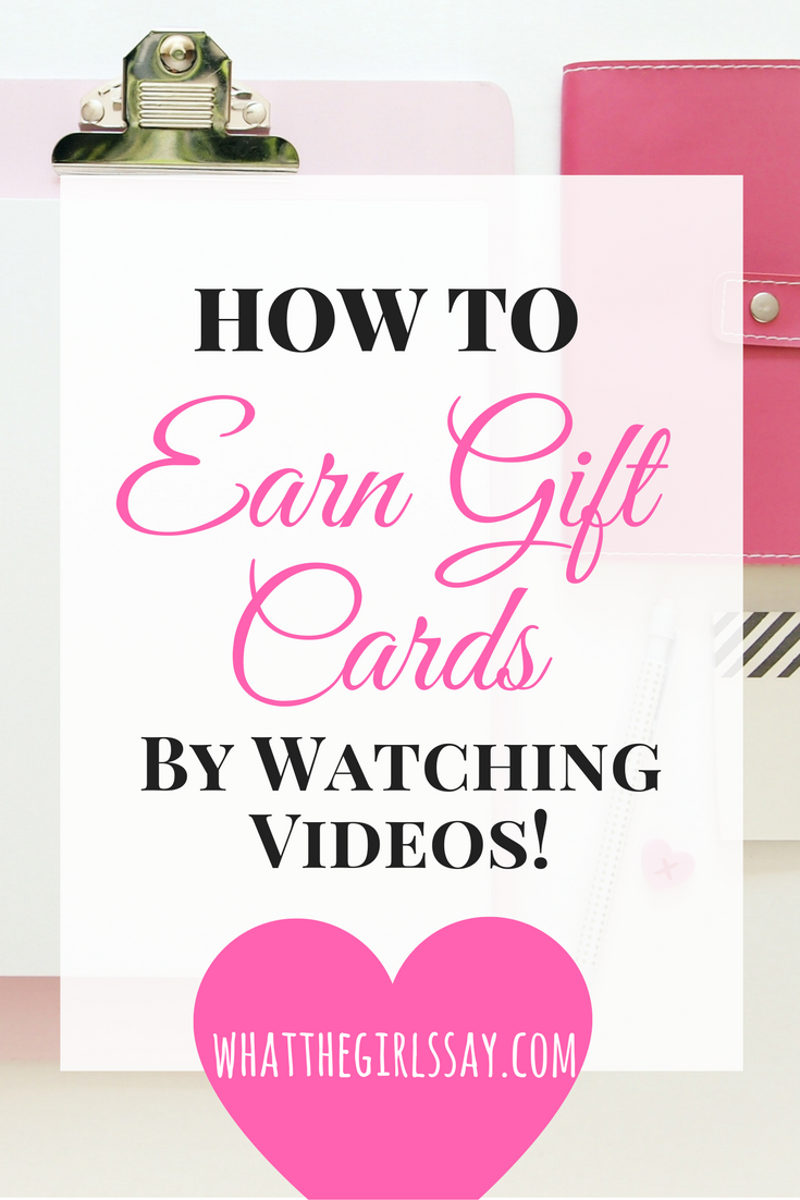 How to Earn Gift Cards - CheckPoints Review - what the girls say
