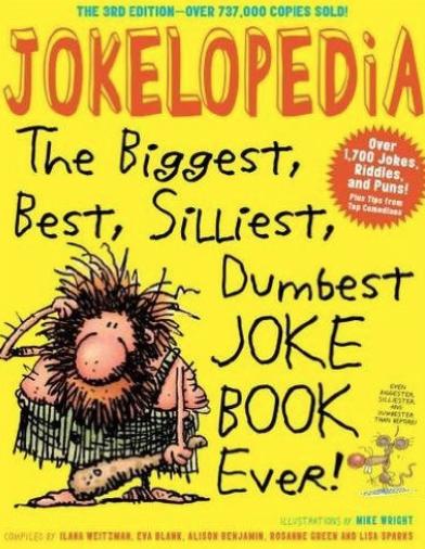 Jokelopedia joke book