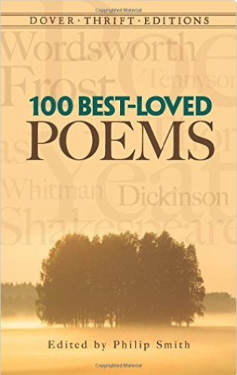 100 Best Loved Poems Book