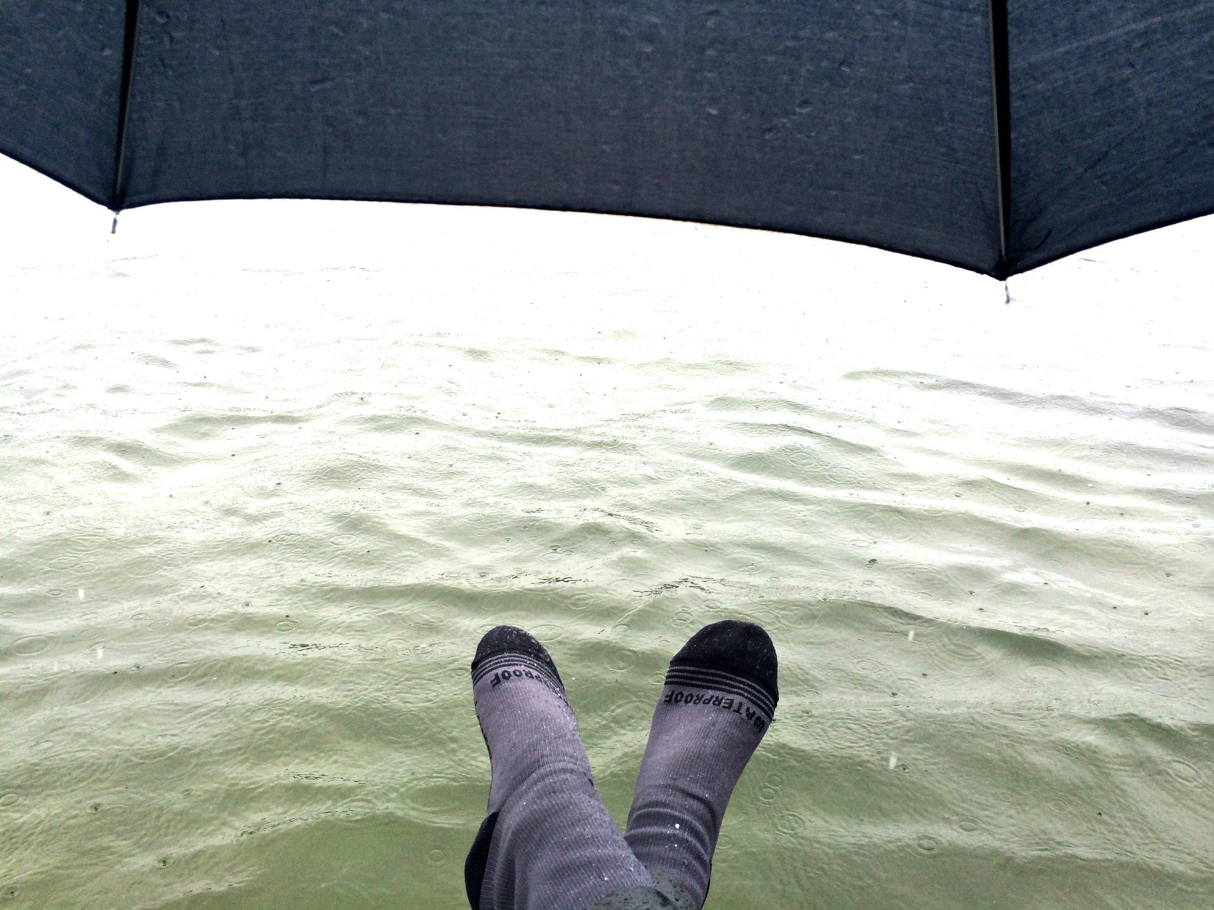Showers Pass Waterproof Socks - Holiday Gift Guide - whatthegirlssay.com