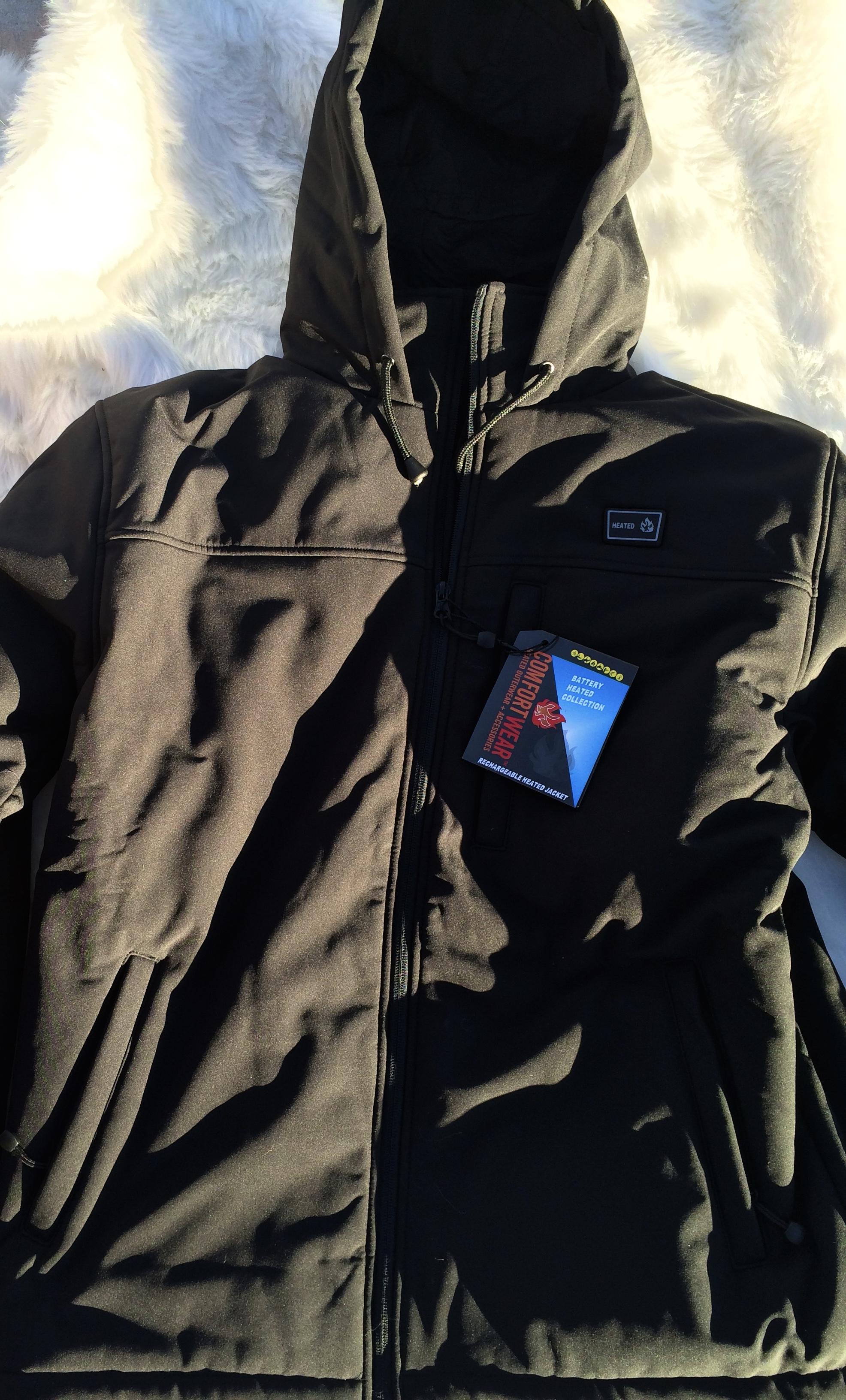 My ComfortWear Heated Jacket Review - whatthegirlssay.com