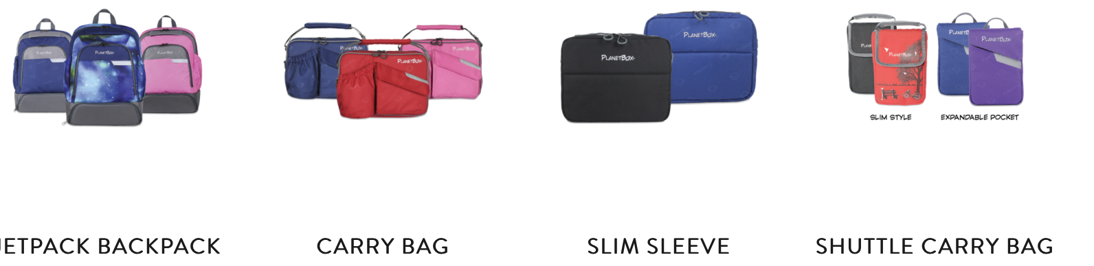 PlanetBox Lunch Boxes - whatthegirlssay.com