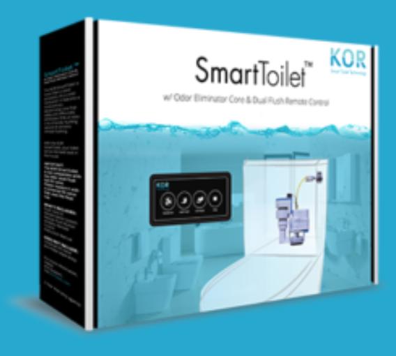 KOR SmartToilet Review - whatthegirlssay.com