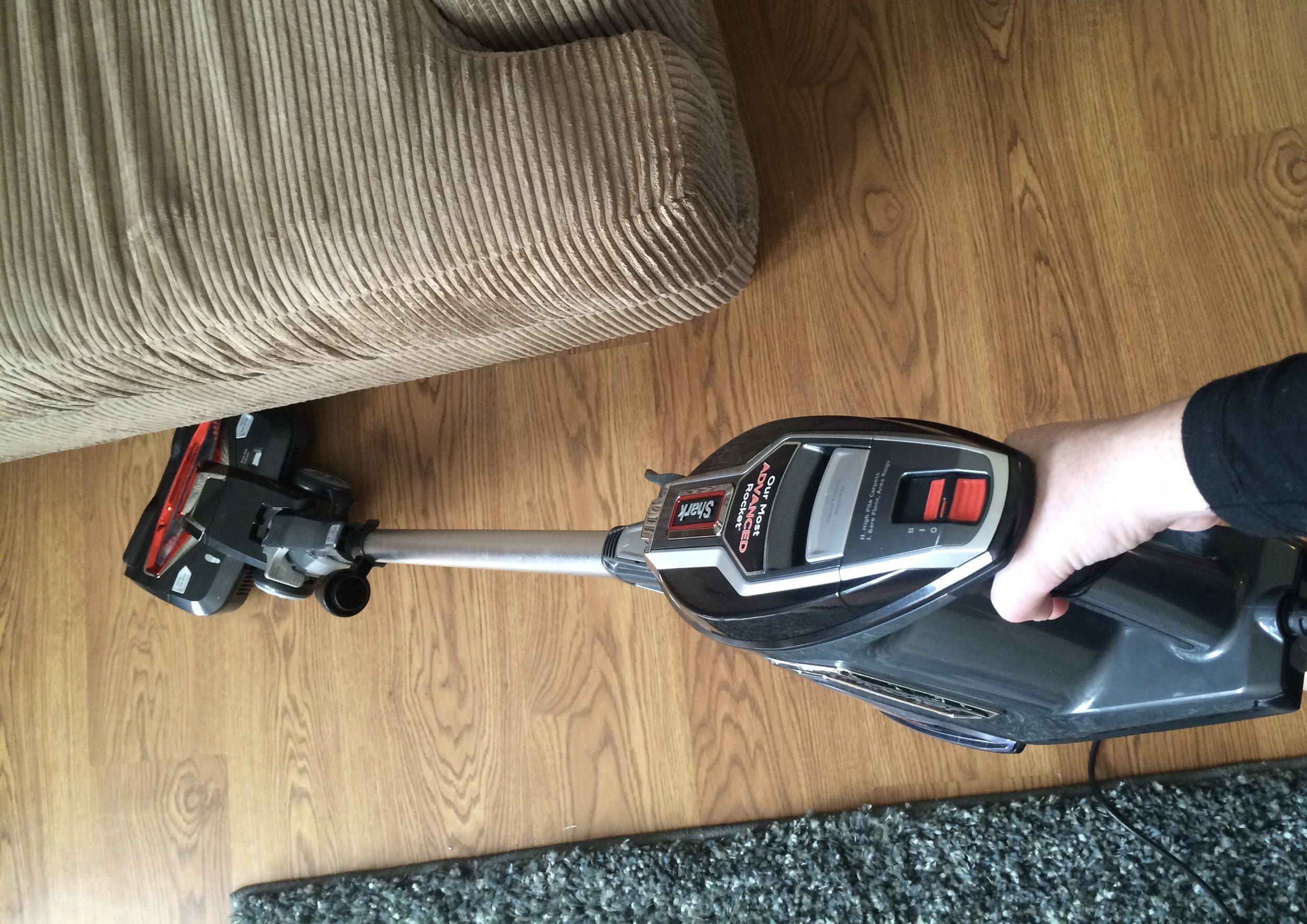Shark Rocket Complete Vacuum Review - whatthegirlssay.com