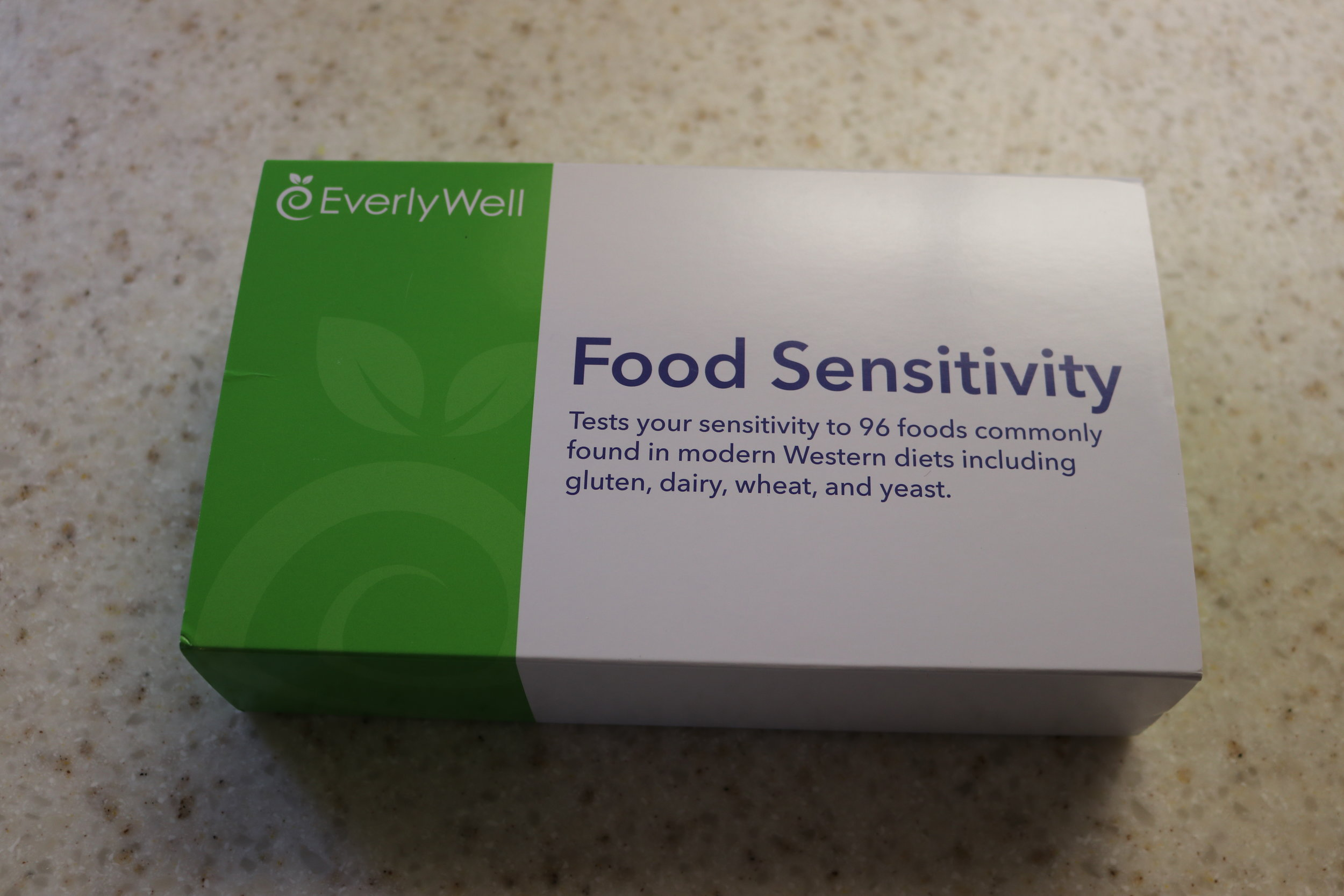 Everlywell Food Sensitivity Kit - whatthegirlssay.com