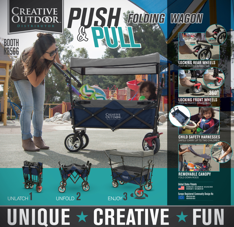 Folding Wagons Review - whatthegirlssay.com