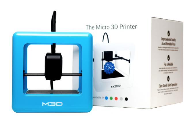 M3D 3D Printer - whatthegirlssay.com