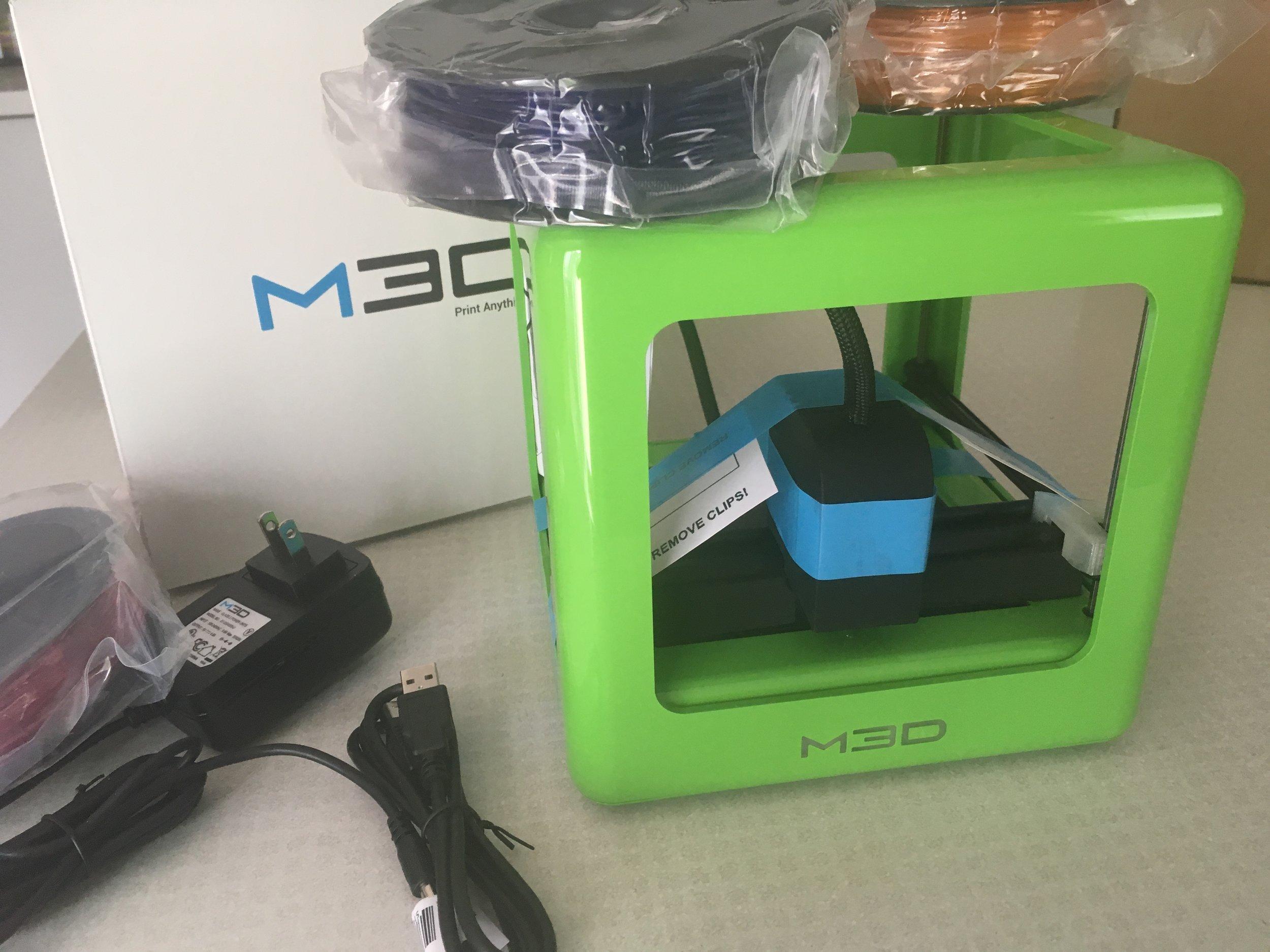 m3d printer - whatthegirlssay.com