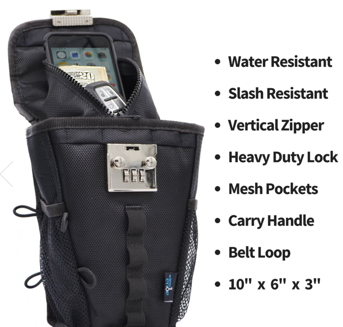 AquaVault Portable Safe - whatthegirlssay.com