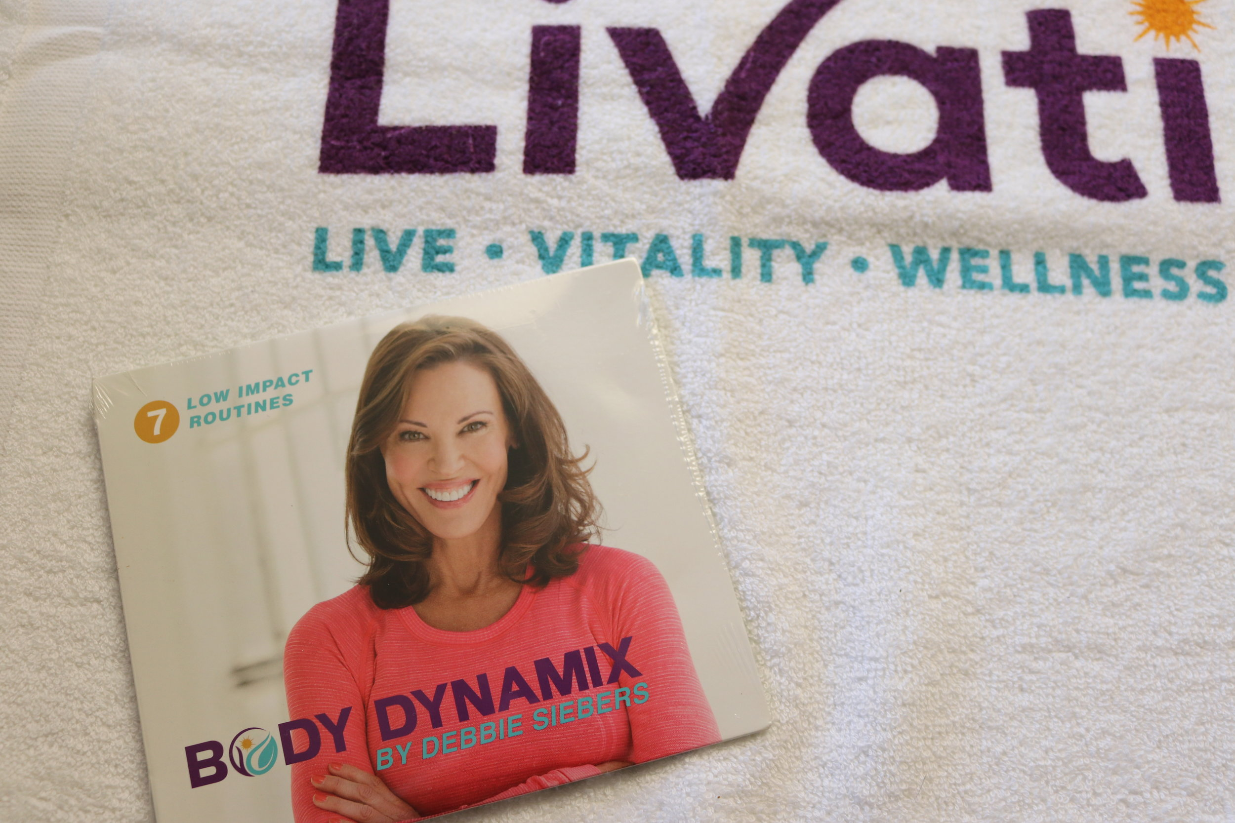 Livati Workout DVD - whatthegirlssay.com