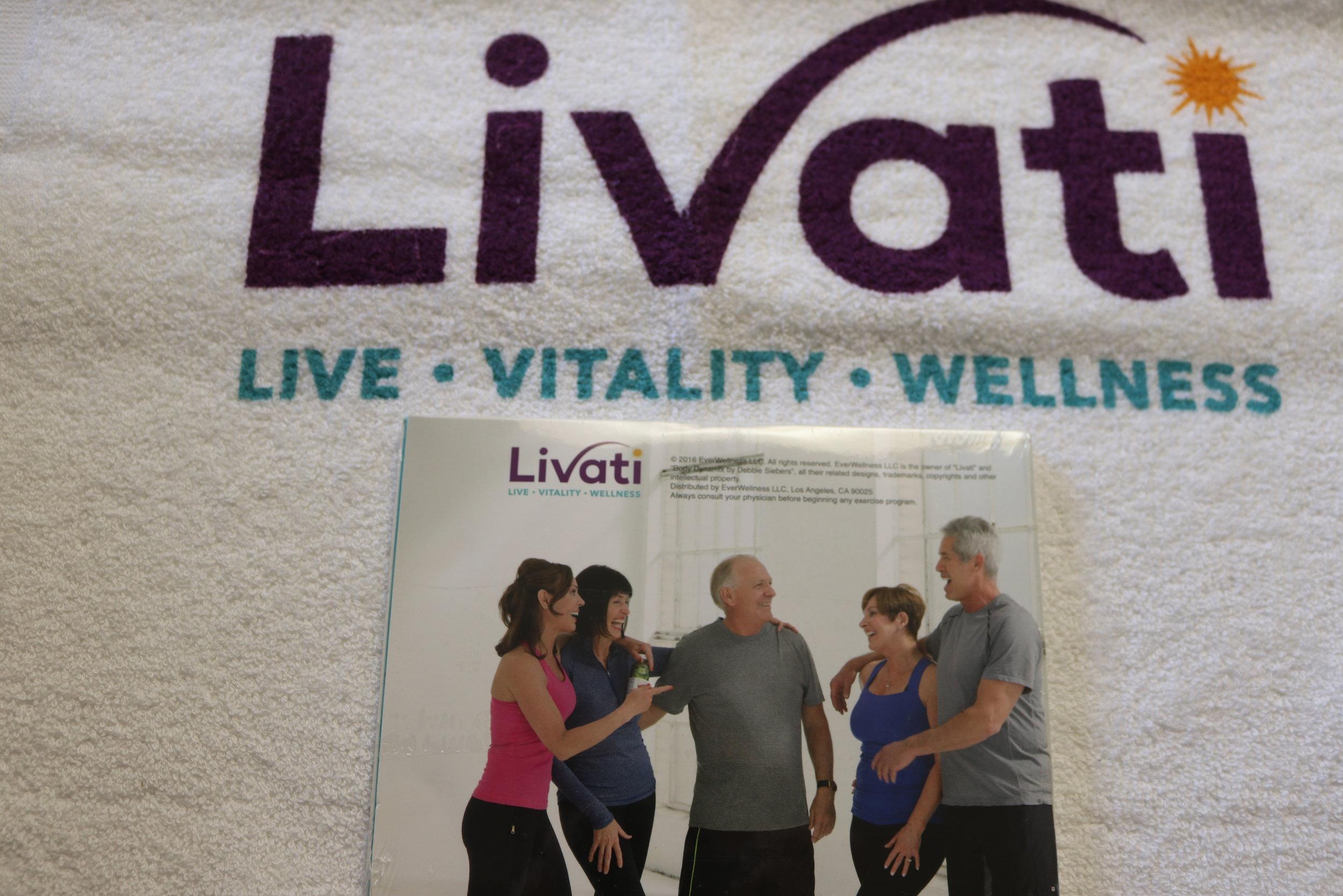 Livati Body Dynamix Low impact workouts - whatthegirlssay.com