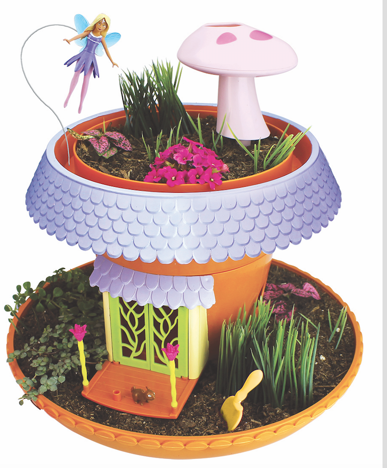 My Fairy Garden - whatthegirlssay.com