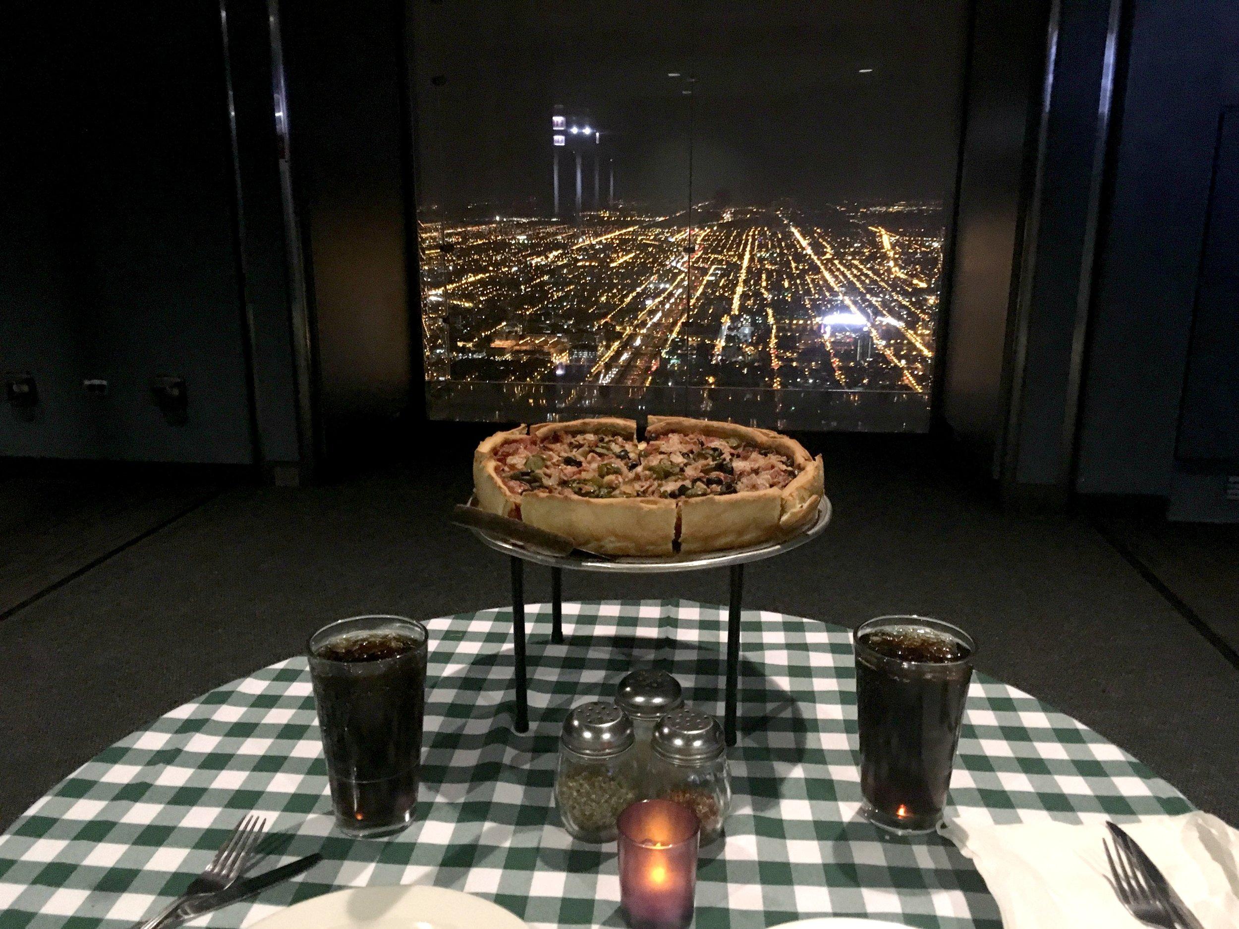 Skydeck Chicago Pie in the Sky Review - whatthegirlssay.com