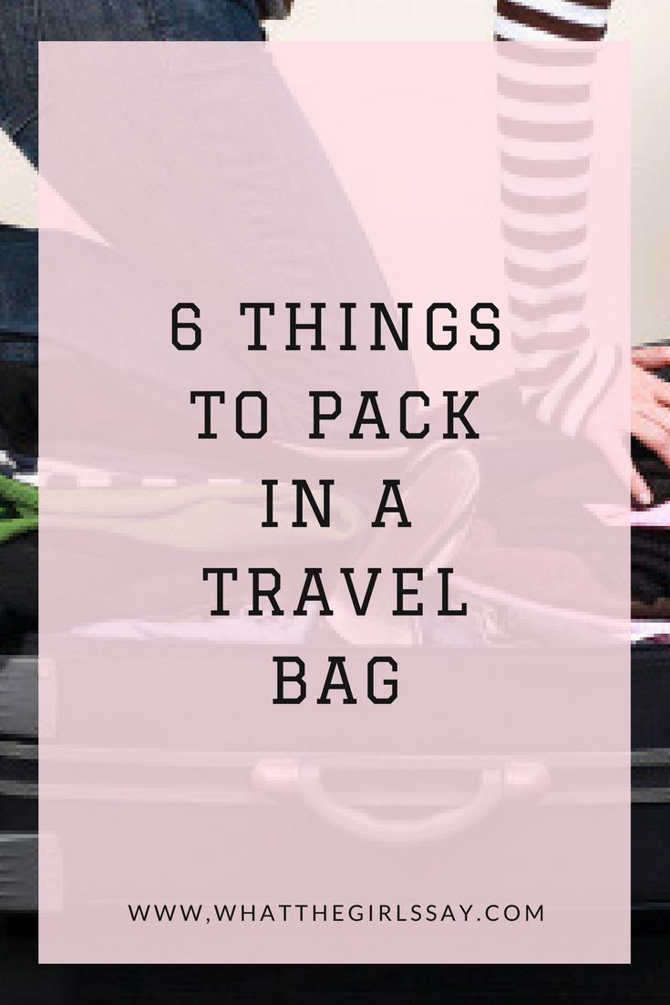 Packing Tips for Travel - whatthegirlssay.com