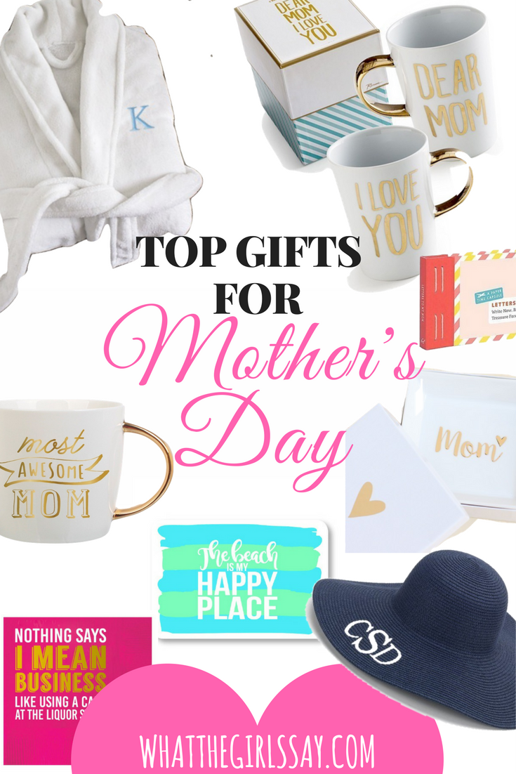 Mother's Day Gift Guide - whatthegirlssay.com