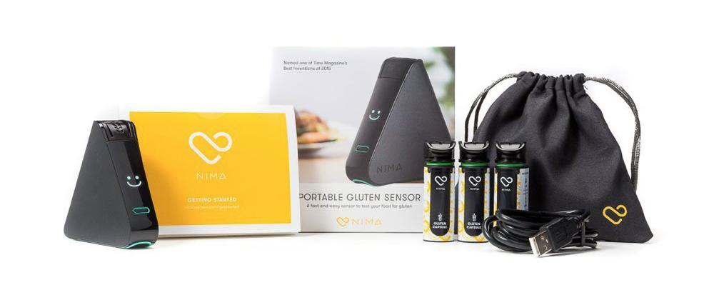 Nima Sensor Review - Holiday Gift Guide