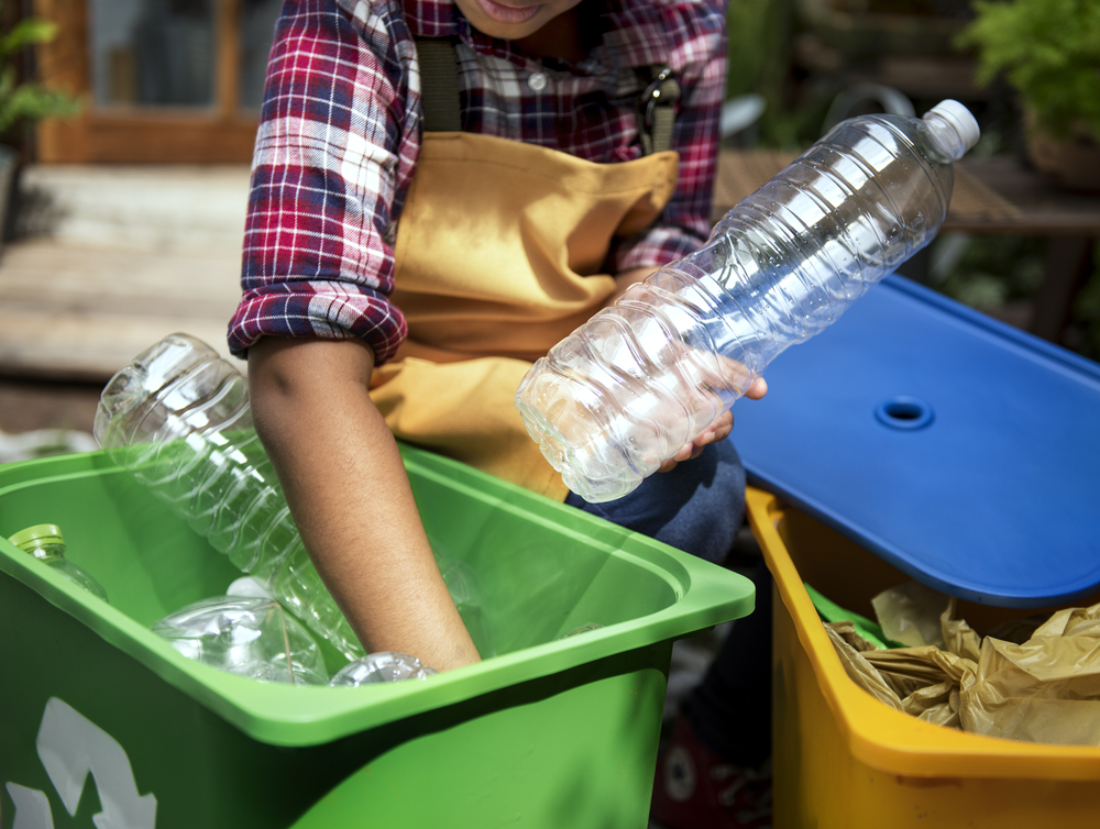 Organize Home Trash Solutions - Recycle