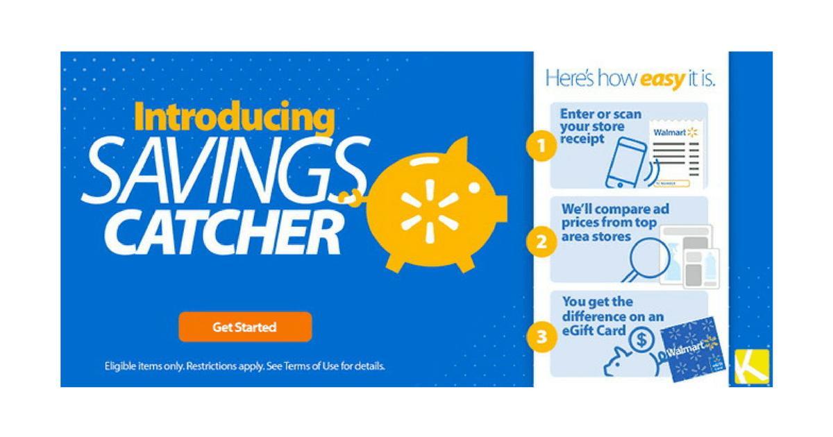 Savings Catcher App to save money
