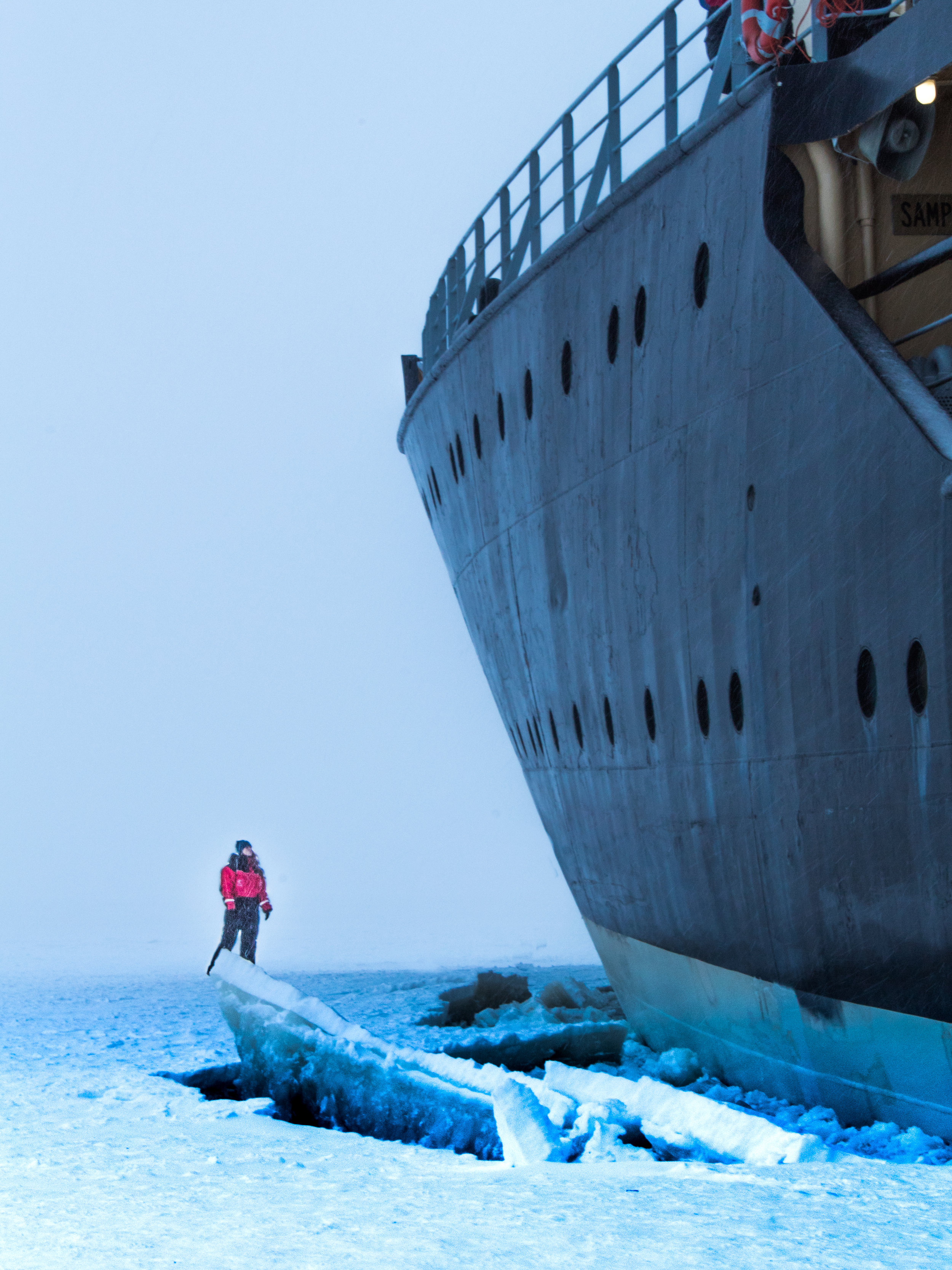 Icebreaker Sampo Cruise - Things to do in Kemi Finland - Top activities in Lapland Finland