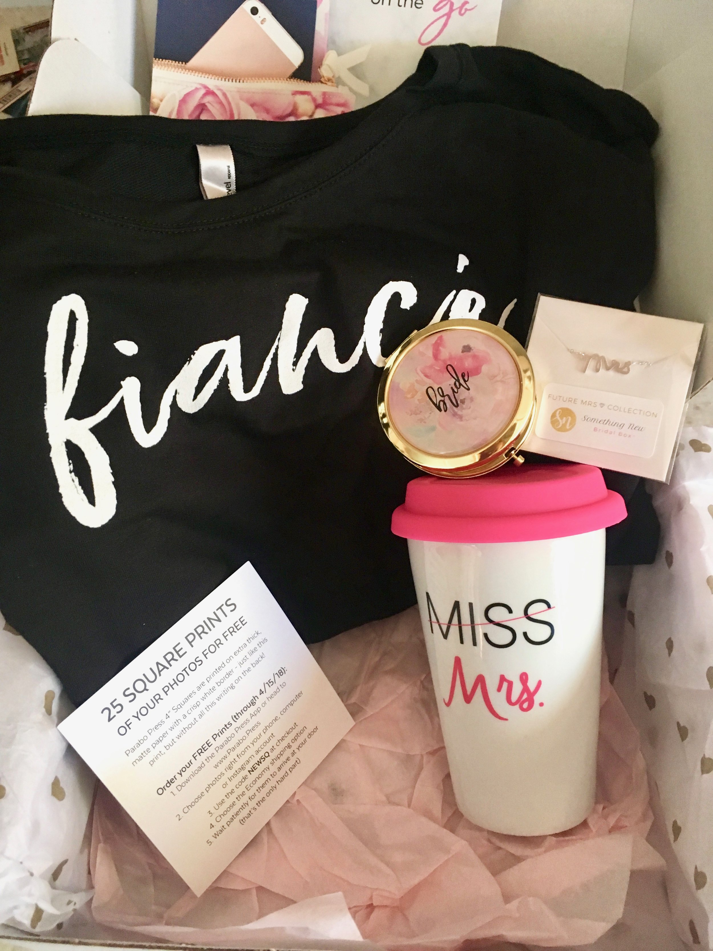 Best Bridal Box Subscription - Newly Engaged Gifts