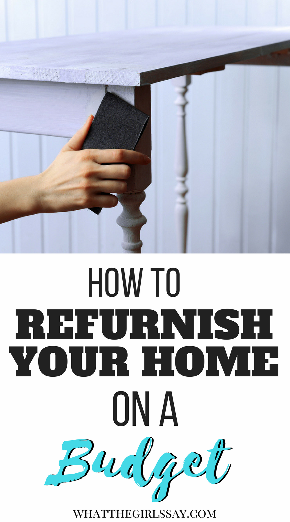 How to Refurnish Your Home on a Budget