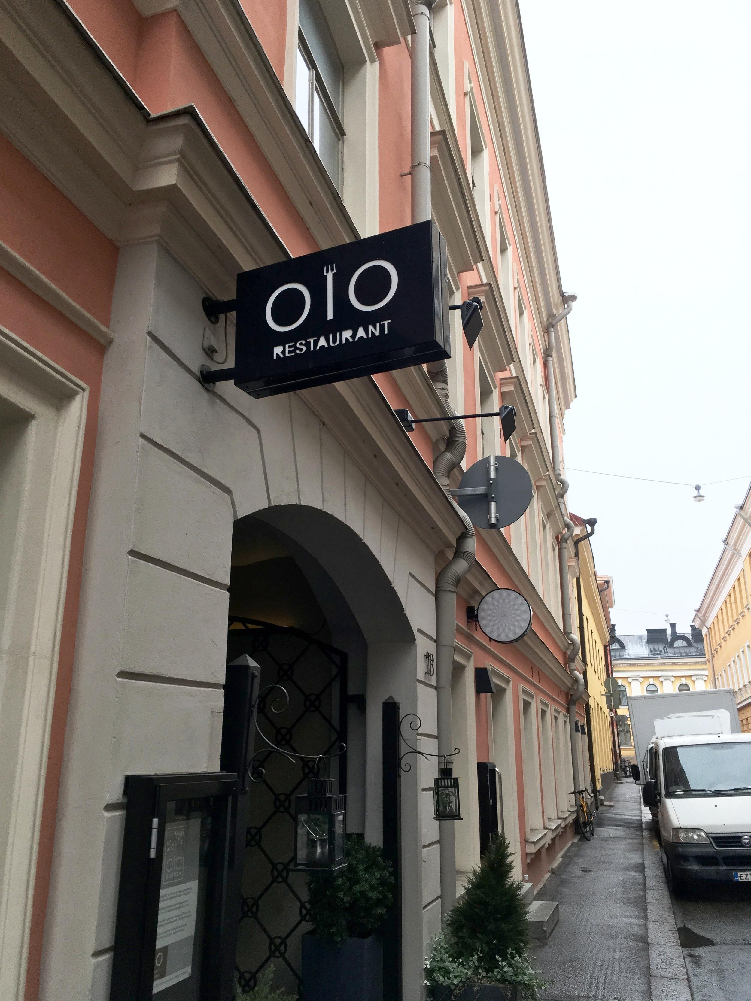 Where to Eat in Helsinki - OLO Garden
