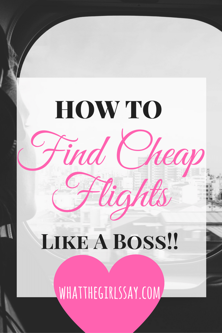 How to find Cheap Flights, Like A Boss! - Airline ticket prices can be a mystery! The guy next to me paid $350 to fly from LA to Chicago...but my ticket was $36!! How can airlines change so much and so quick?!  Ever get frustrated looking for the cheapest flights? When to buy, what day to fly, what website should I book through?  We recommend starting the easiest route for a starting point, and that's going directly to...  Google Flights!