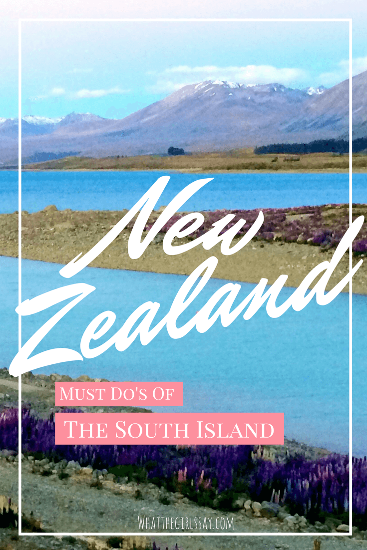 New Zealand - Must Do's of the South Island. Trying to figure out What to Do in the South Island of New Zealand? Here were some of our Favorite Things To Do In New Zealand The South Island