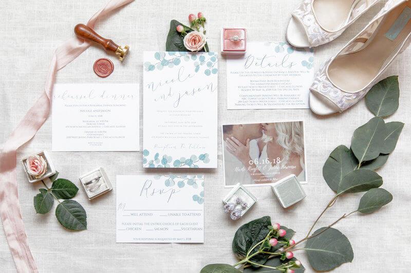 Chicago Tribune Tower Wedding, Best Wedding Advice for Brides