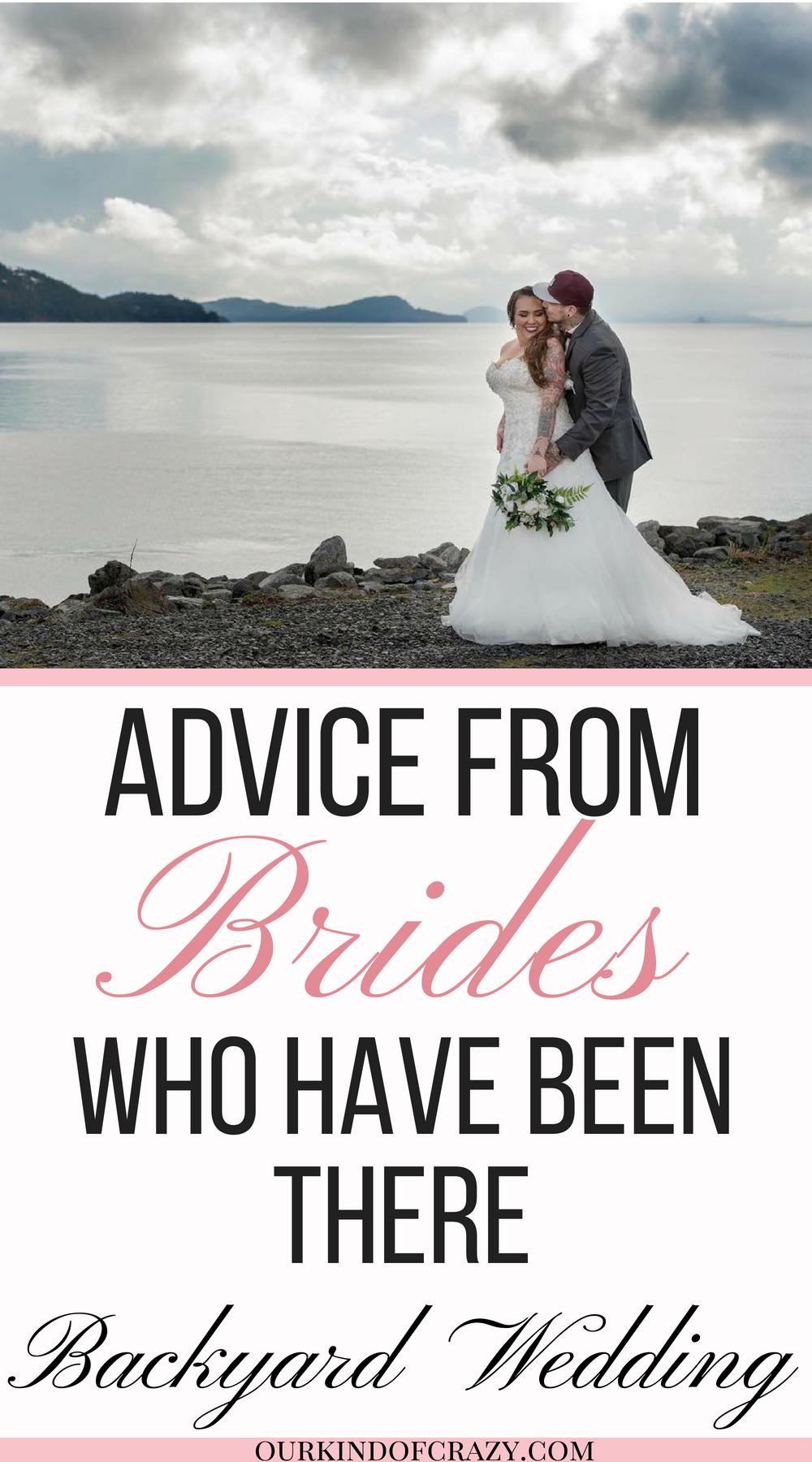 Wedding Planning advice for a backyard wedding, Alaska Wedding  How to plan a backyard wedding