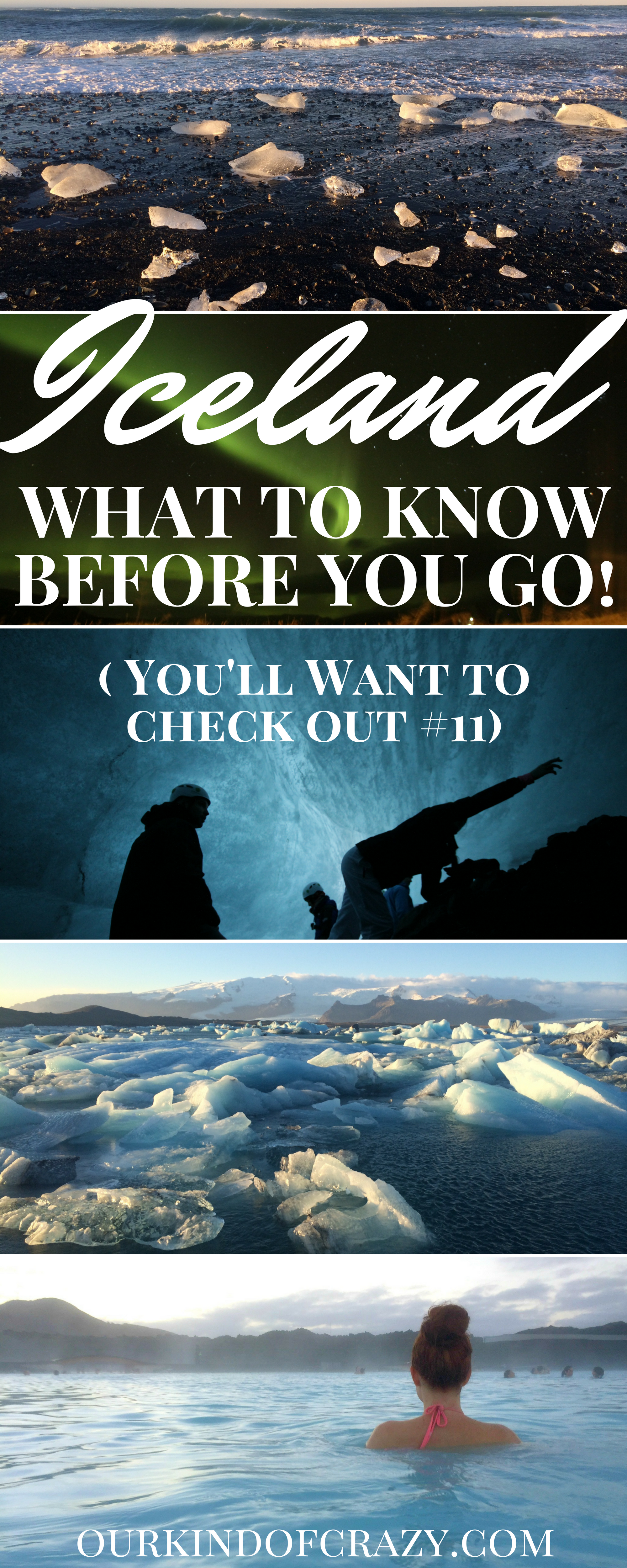 Things to do in Iceland, for your Iceland Travel Vacation. Reykjavik, Blue Lagoon Iceland, and so much more.  Here are Things they don't tell you about Iceland. What you should know before you go. Iceland in the winter is such a great trip! #iceland #travel