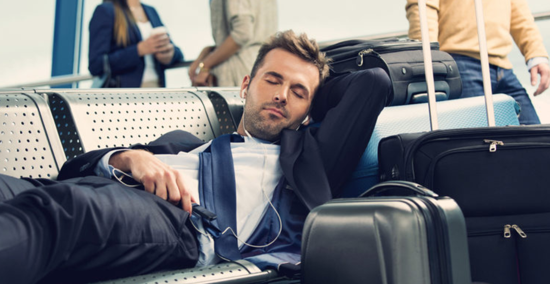 How to Sleep Better While Traveling