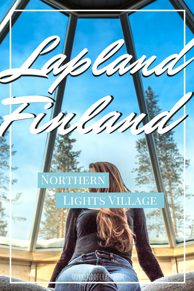 Things to do in Saariselka, Finland - Where to stay in Lapland, Finland - Northern Lights Village